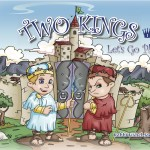 Cover for Two Kings (1) - Children's Series