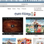 Two Kings New Site