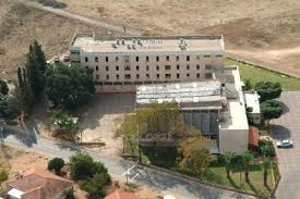 Kfar Sitrin, vocational school, where I spoke this month.